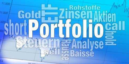 ETF-Finder: Portfoliotheorie